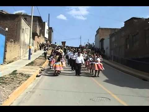 Huracán del Mantaro- Mix Santiagos 2012