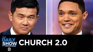 Today's Future Now - Virtual Reality Church & Catholic Gaming | The Daily Show