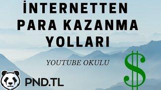 İnternetten Para Kazanma Yolları Link Kısalt Para Kazan !