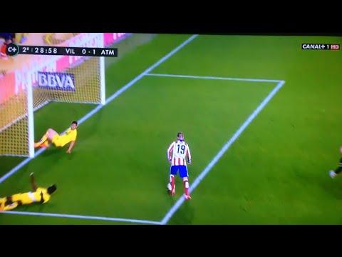 Goal Fernando Torres vs Villareal Away (29/04/2015)