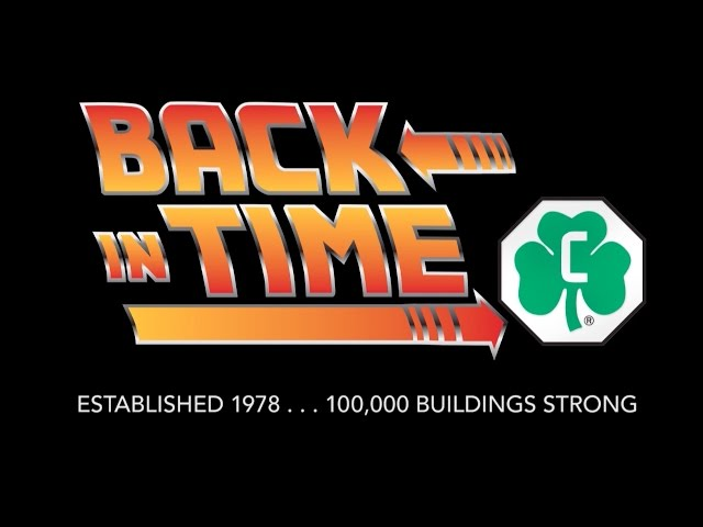 Cleary Building Corp. Back in Time Super Bowl Commercial Featuring Andy North 2015