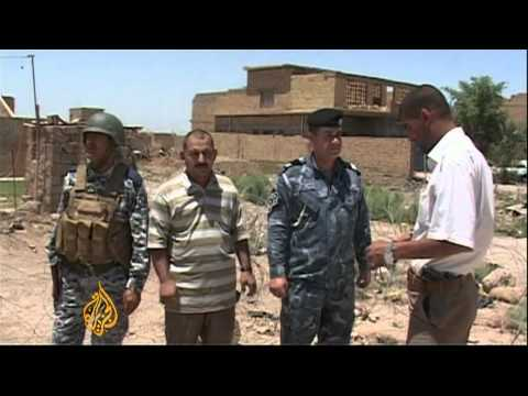 Iraq Sunni Fighters Fear Us Pullout video