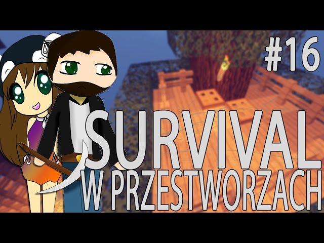 Dzikie serce Hendela :D   Survival w przestworzach #16 sezon 2   Minecraft PL