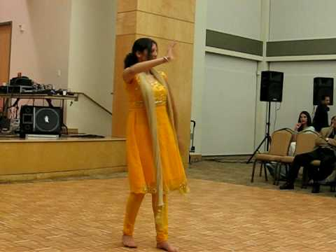Radha Kaise Na Jale (sunshine Senior Citzen Charity Show) Ca, Usa video
