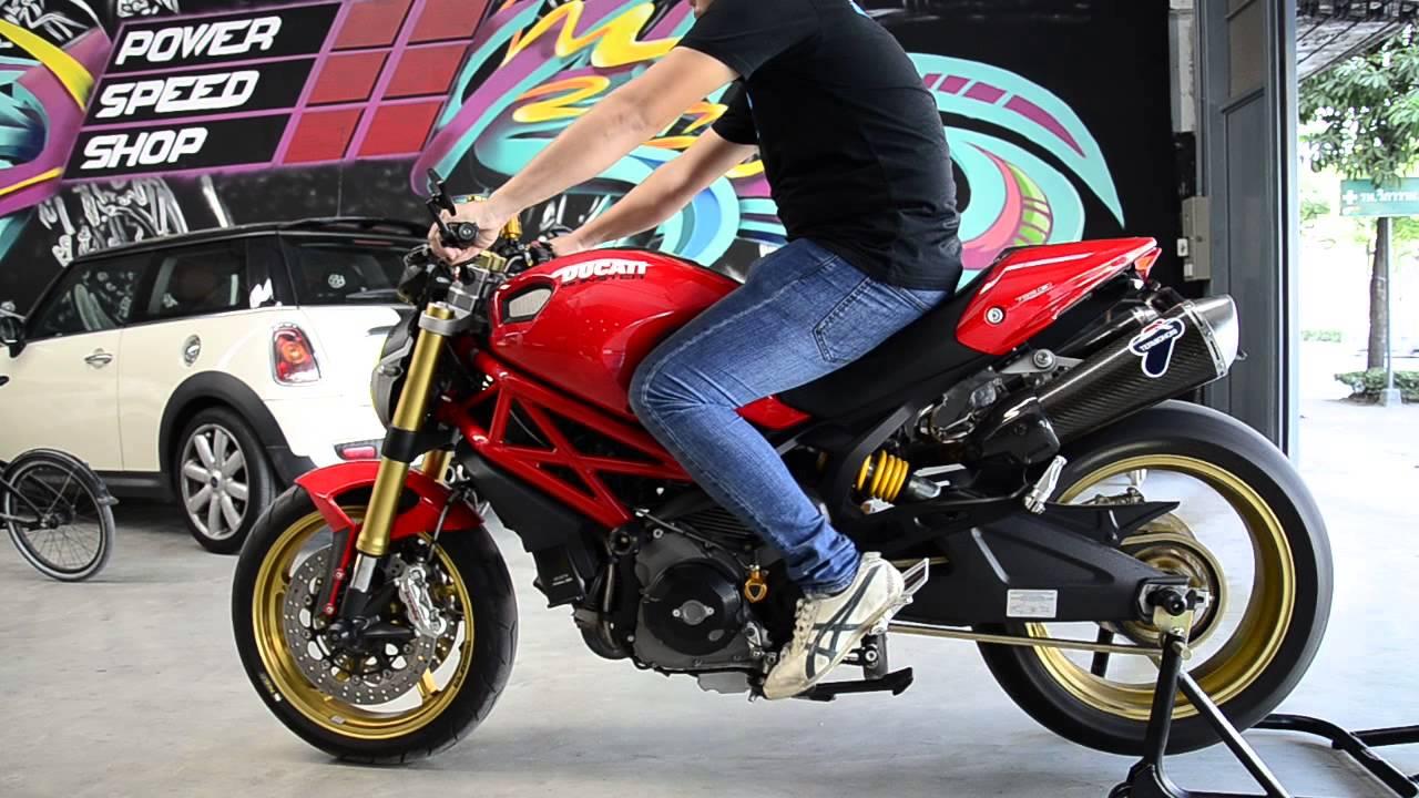 Ducati Monster  R Quickshifter