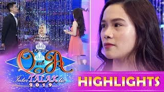 It's Showtime Miss Q & A: Ate Girl Jackque wows the madlang people with her acting skills