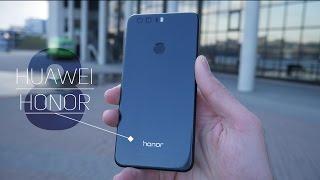 Не Pixel, а Honor! Обзор Honor 8 [4K]
