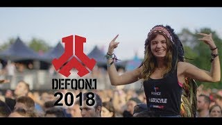 🎶 Defqon.1 Countdown 2018 | Best Hardstyle Mix ♦