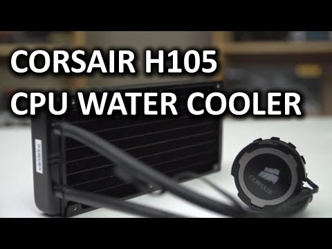 Corsair H105 Liquid Cooler