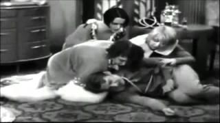 Sexy Joan Blondell Yola d'Avril Pre-Code Lingerie Catfight