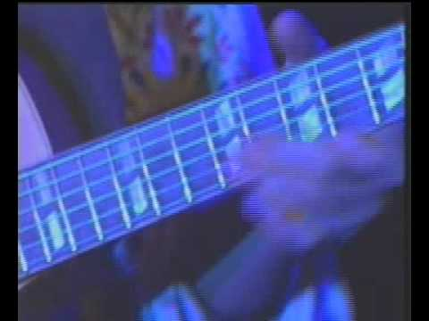 How Insensitive - Pat Metheny&Steve Rodby solos