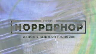FESTIVAL HOP POP HOP 2018 // VENDREDI 14 SEPTEMBRE