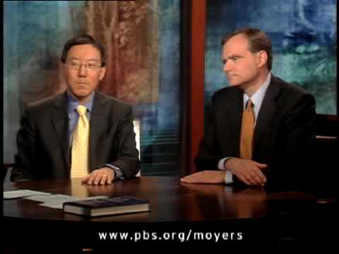 BILL MOYERS JOURNAL | James Kwak and Simon Johnson Pt 1 | PBS
