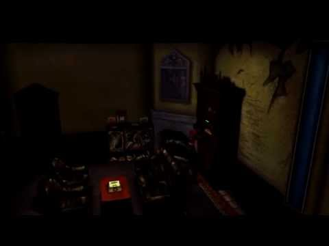 Resident Evil: Code Veronica X HD PS3 [MUSIC BOX] [Part 11] Playing Games & Sipping Tea