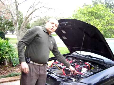 Nissan Sentra Electric Car Conversion Part 26