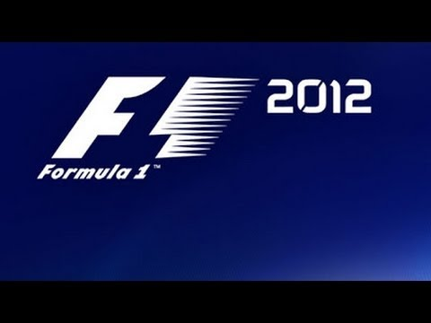 F1 2012 Codemasters – Das Intro