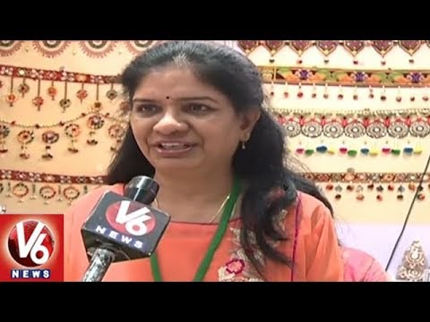 City Convention Fashion And Lifestyle Expo Kicks Off In Hyderabad | V6 News