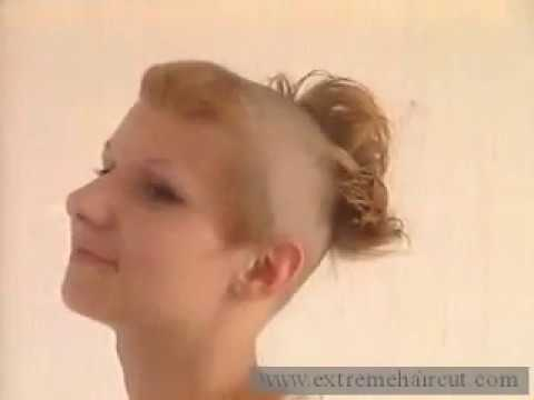 extreme hair fetish