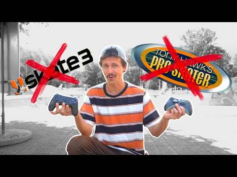 You Can't Do This Trick In Skate Games