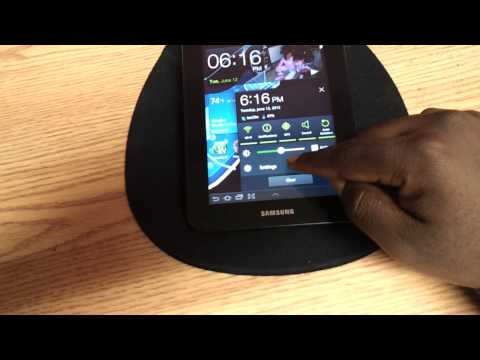 How to factory reset galaxy tab 7.0 plus