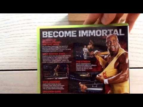 Wwe 2k14 xbox review