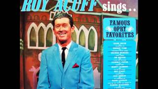 Watch Roy Acuff Im Movin On video