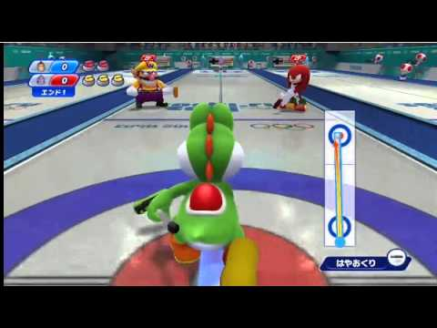 Mario &amp; Sonic at the Sochi 2014 Olympic Games Wii U - Gameplay Footage (Nintendo Direct)