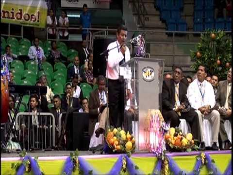 Convención Iglesia Pentecostal Unida de Venezuela Maracaibo 2012 Rev. Marco Tulio Oviedo IPUIC
