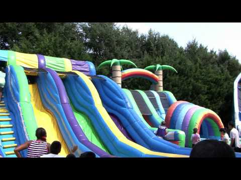 Long Island Water slides - best water slides in Long Island