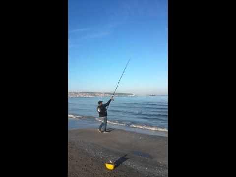 Surfcasting Sport of Israel Moti Migdal