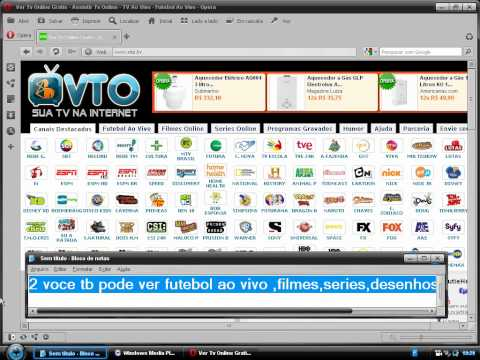 Ver Tv no PC online gratis!!