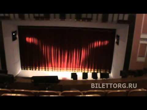 Театр Российской Армии схема