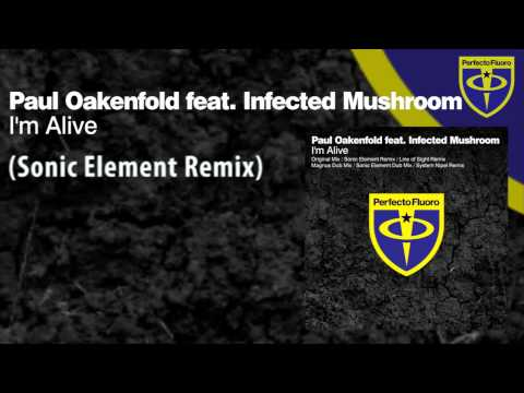 Paul Oakenfold feat. Infected Mushroom - I'm Alive (Sonic Element Remix)
