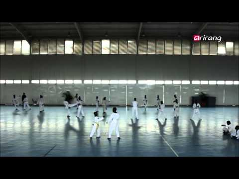 Arirang Special M30-Taekwondo,Sports for Hope program funded by the IOC and Unit