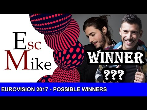 Eurovision 2017 - POSSIBLE 10 WINNERS! (With Comments!)