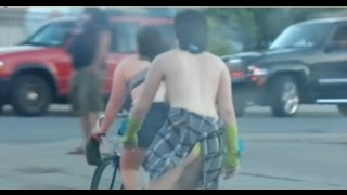"""Naked Bike Ride""coming to Buffalo 2015"