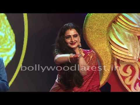Rekha performs on Umrao Jaan song