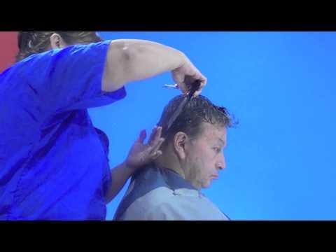 Cortes de Cabello para hombres 1 de 2 - Mens Haircuts - Como cortar o cabelo de um homem 1