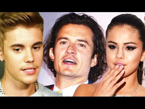 Selena Gomez Reacts To Justin Bieber Orlando Bloom Fight