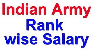 download lagu Indian Army Rank Wise Salary  Grade Pay  gratis