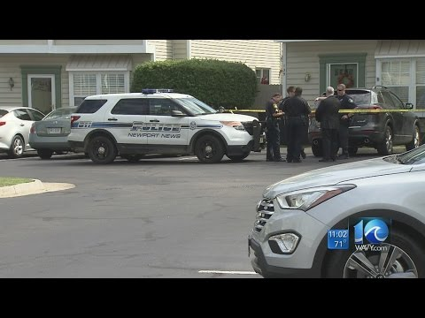 Wife charged with murder in Newport News homicide
