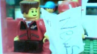 Going to the movies - Lego
