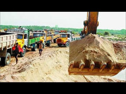 No Sand Mining in North India Till September 1 Each Year