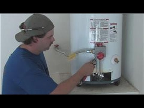 hot water heaters how to install a thermocouple on a water heater youtube. Black Bedroom Furniture Sets. Home Design Ideas