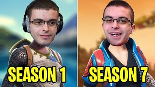 🇨🇦🔥Nick Eh 30 SEASON 1 VS SEASON 7