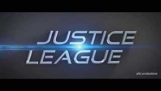 Justice League Trailer - Avengers Style (fan made)