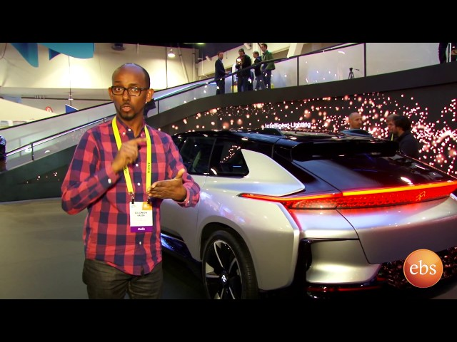 S10 Ep.4 - TechTalk With Solomon - [Part 3] CES 2017 Show Las Vegas Special