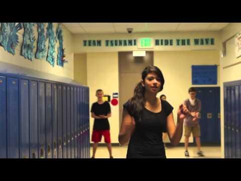 Happy - Team Tsunami 2014 - Woodbury Middle School