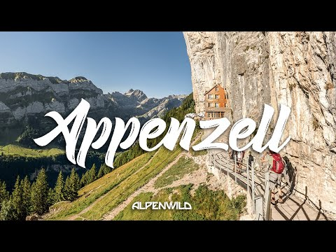 Appenzell Alps Inn to Inn Hiking
