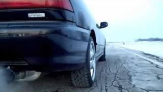 Integra GSR Apexi WS2 Exhaust